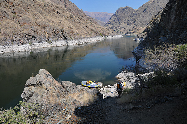 Hells Canyon National Recreation Area Snake River Rafting