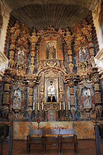 Mission San Xavier Del Bac Catholic Church In Tucson Arizona
