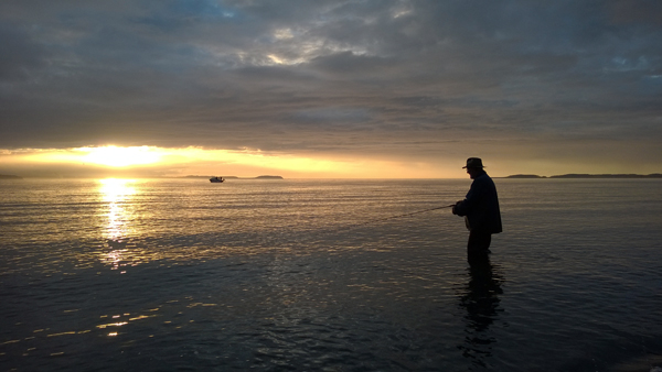 Salmon Fishing Whidbey Island Admiralty Bay Coupeville