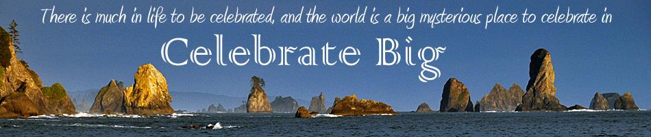 Celebrate Big! Logo