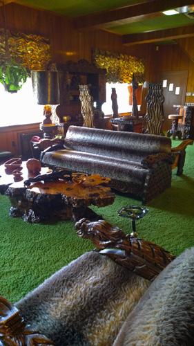 Graceland Elvis Presley Jungle Room Memphis Tennessee