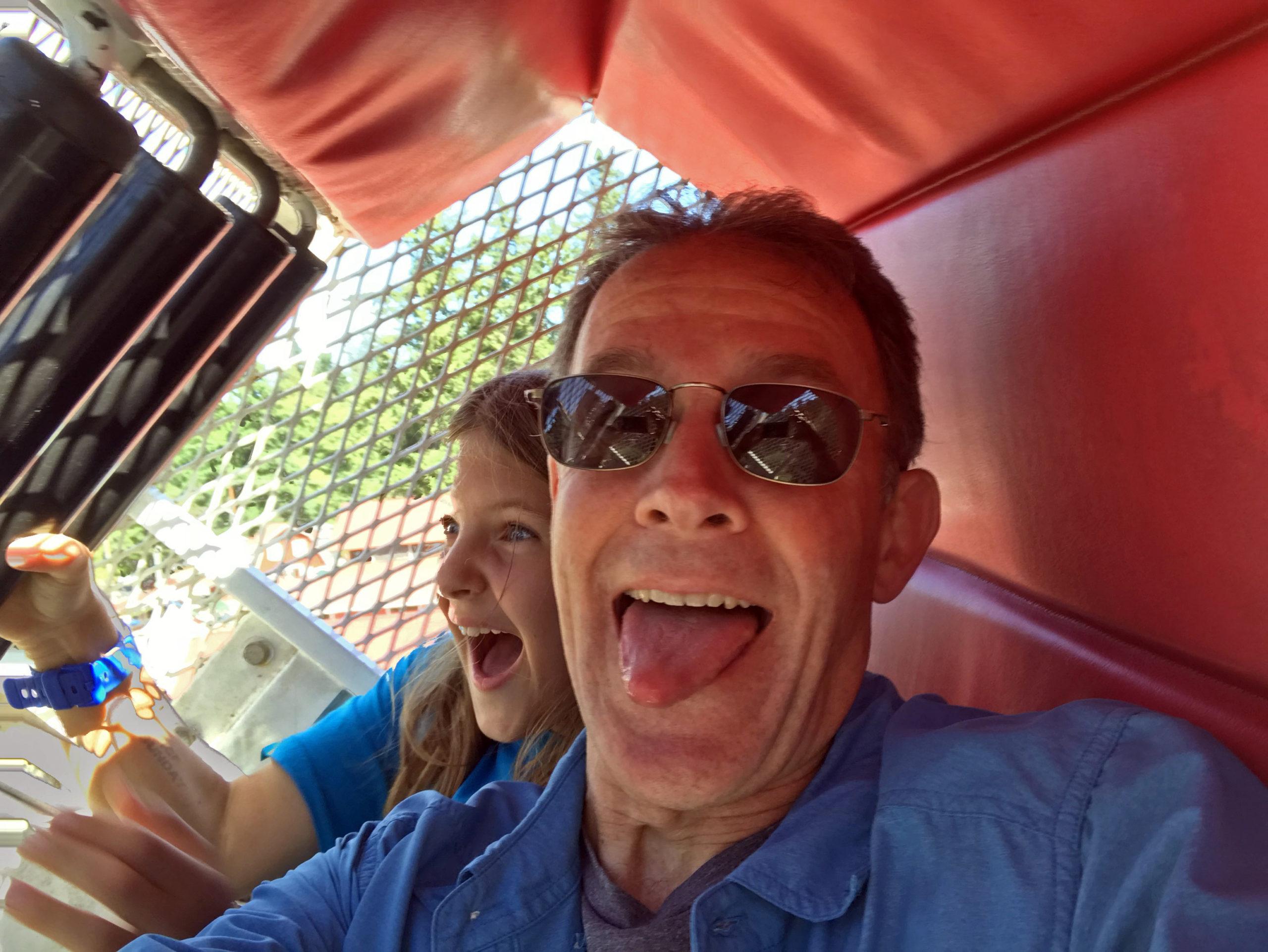 Zipper ride at Whidbey Island Fair